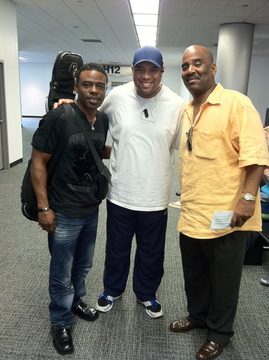 Frank McComb and Norman Brown